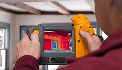 Energy Audit Thermal Imaging